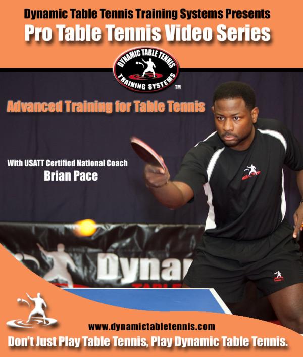 Advanced Training for TT (DVD Cover)