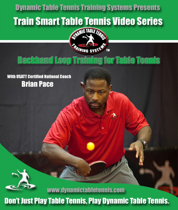 BH Loop Training for Table Tennis, pt 1