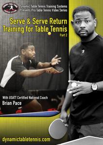 Serve & Serve Return Training, pt 2