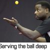 Serving the ball deep (Final)