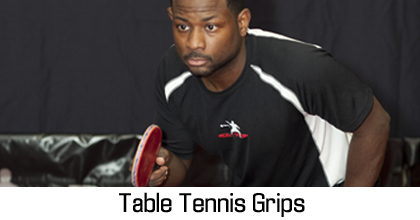 Table Tennis Rules – The Grips