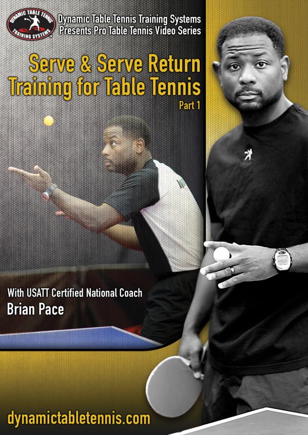Serve & Serve Return Training, pt 1