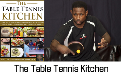 The Table Tennis Kitchen Book