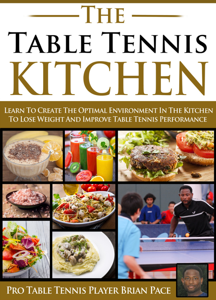 The Table Tennis Kitchen