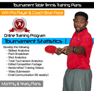 Tournament TT Cover - Tournament Statistics Cover