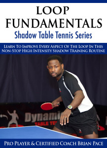 Shadow Training for TT - Loop Fundamentals Big Cover (Blue)(Front Cover)